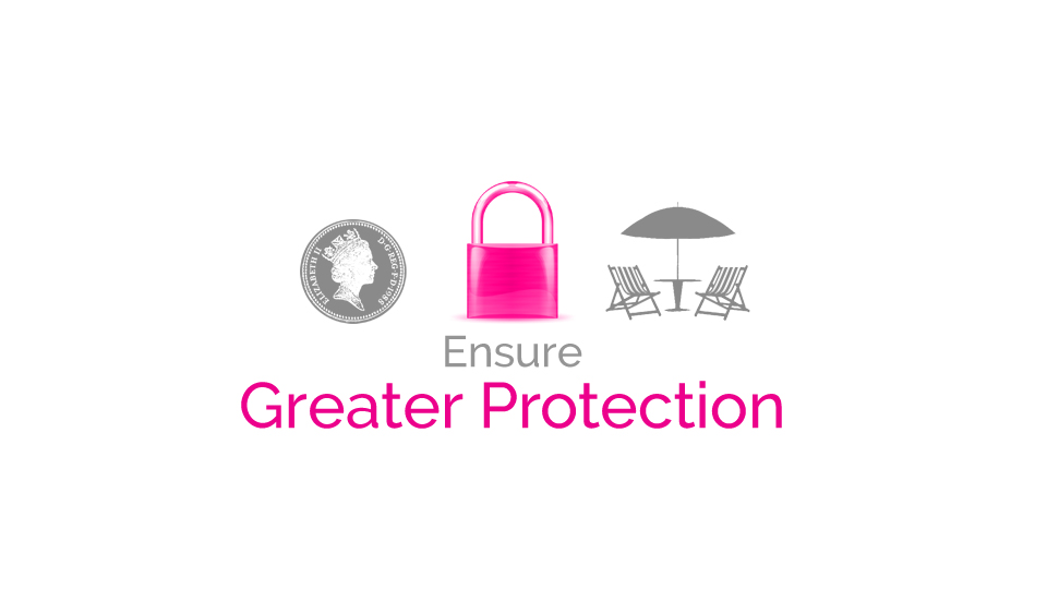 greater protection